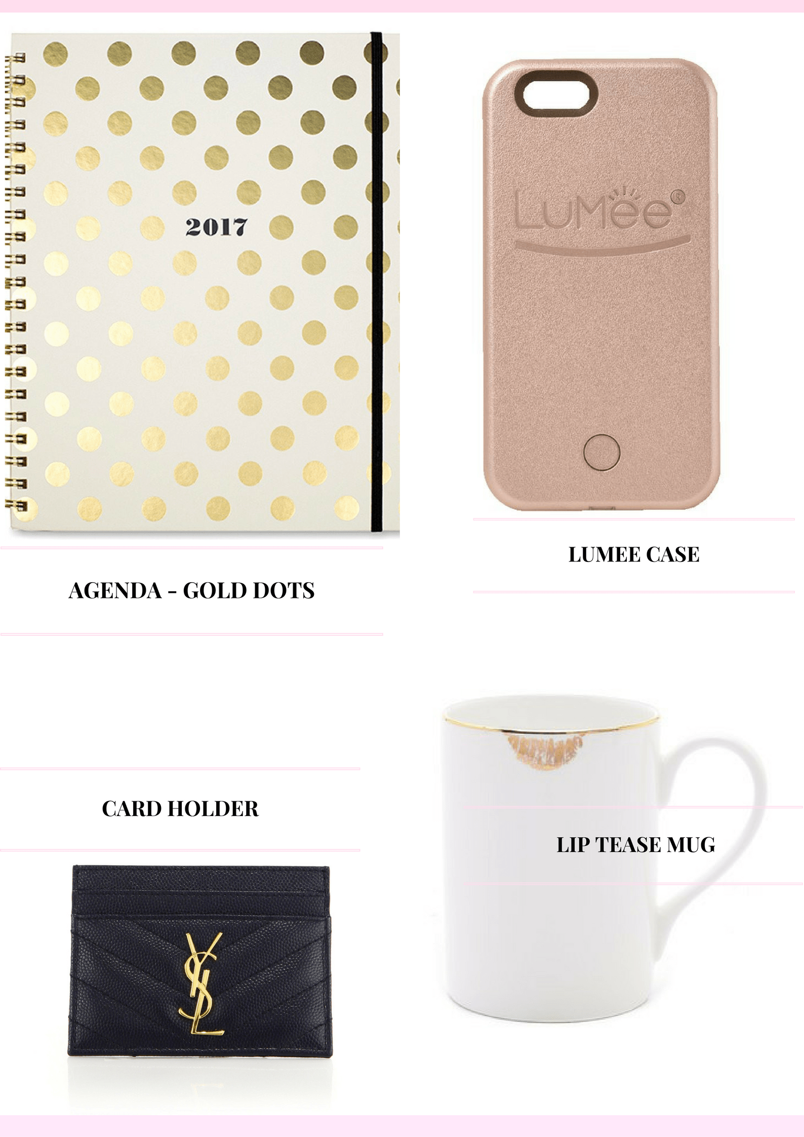 Ultimate Holiday Gift Guide For Her - Claudia Glamone