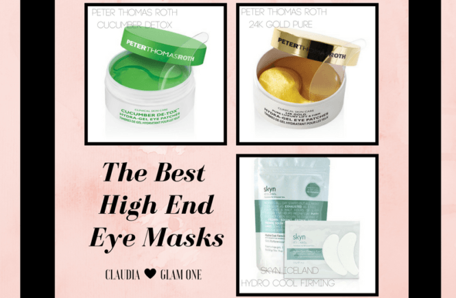 The Best High End Eye Masks