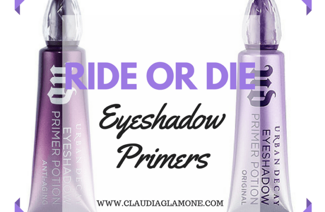 Urban Decay Primer ride or ride
