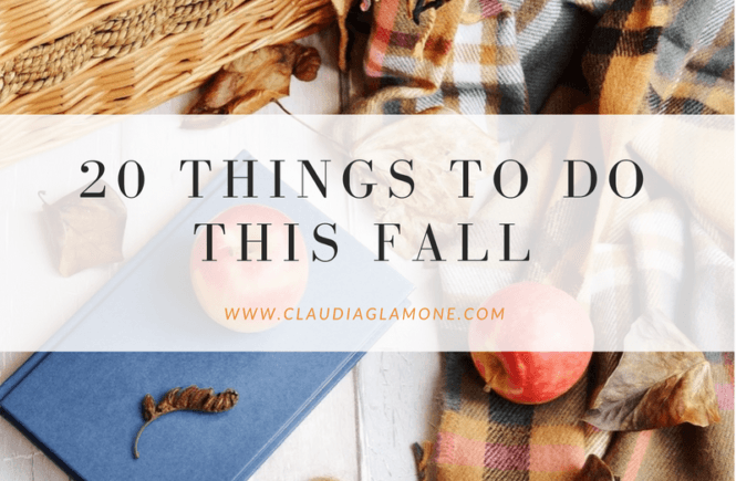Fall Bucket List: 20 Things To Do This Fall