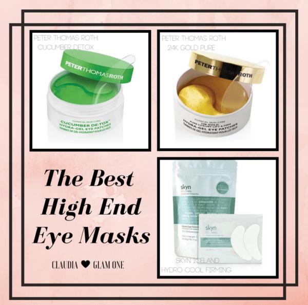 The Best High End Eye Masks