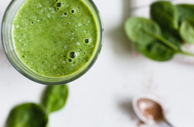 Energy Boosting Detoxing Green Juice