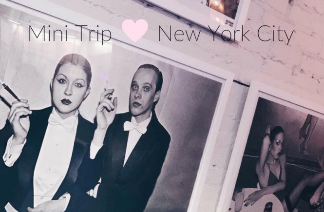 Mini Trip New York City - Claudia Glam One
