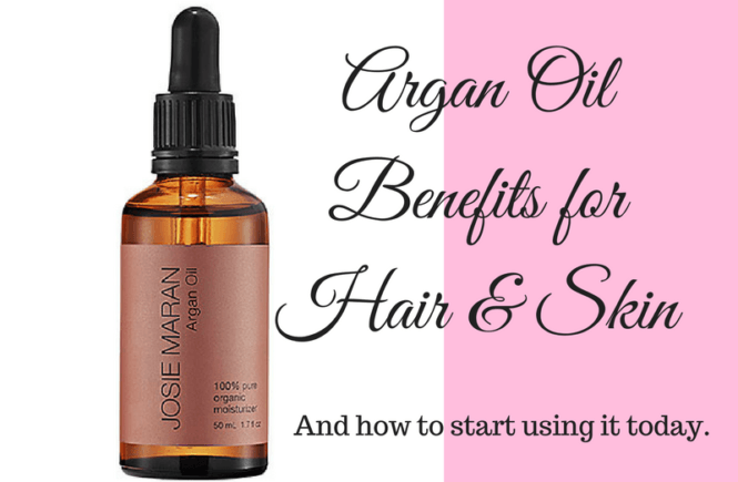 Argan oil benefits Hair & skin