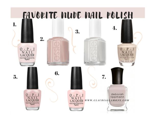 Favorite Nude Nail Polish-2