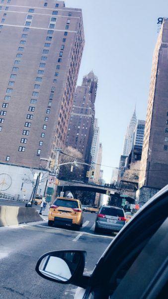 Manhattan - Claudia Glam OOne
