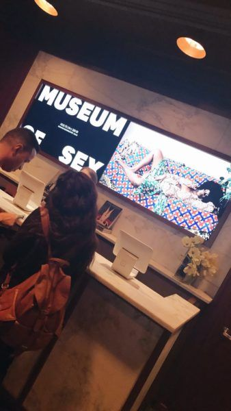 Museum of sex NYC