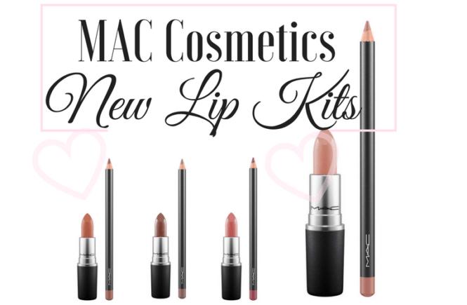 MAC Cosmetics New Lip Kits