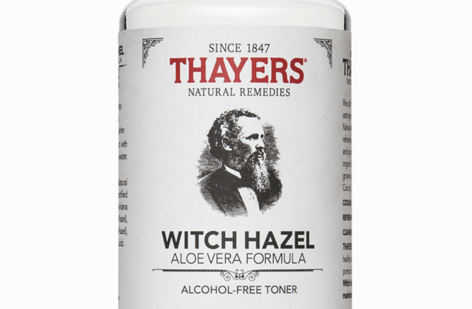 alcohol free toners witch hazel