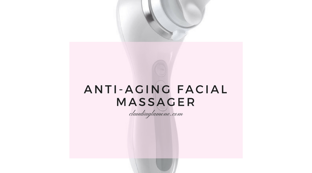 The Ultimate Facial Massager for Anti-Aging by Clarisonic