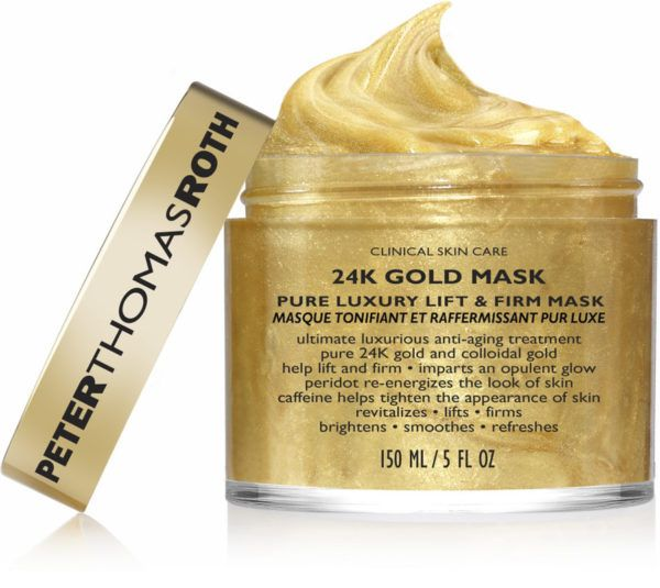 24k gold mask peter thomas roth firm lift