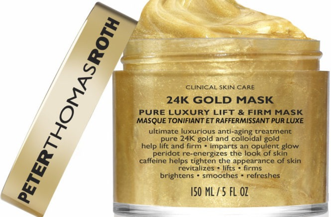 24k gold mask peter thomas roth