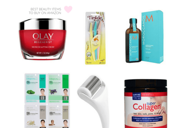 Best beauty items to buy on amazon