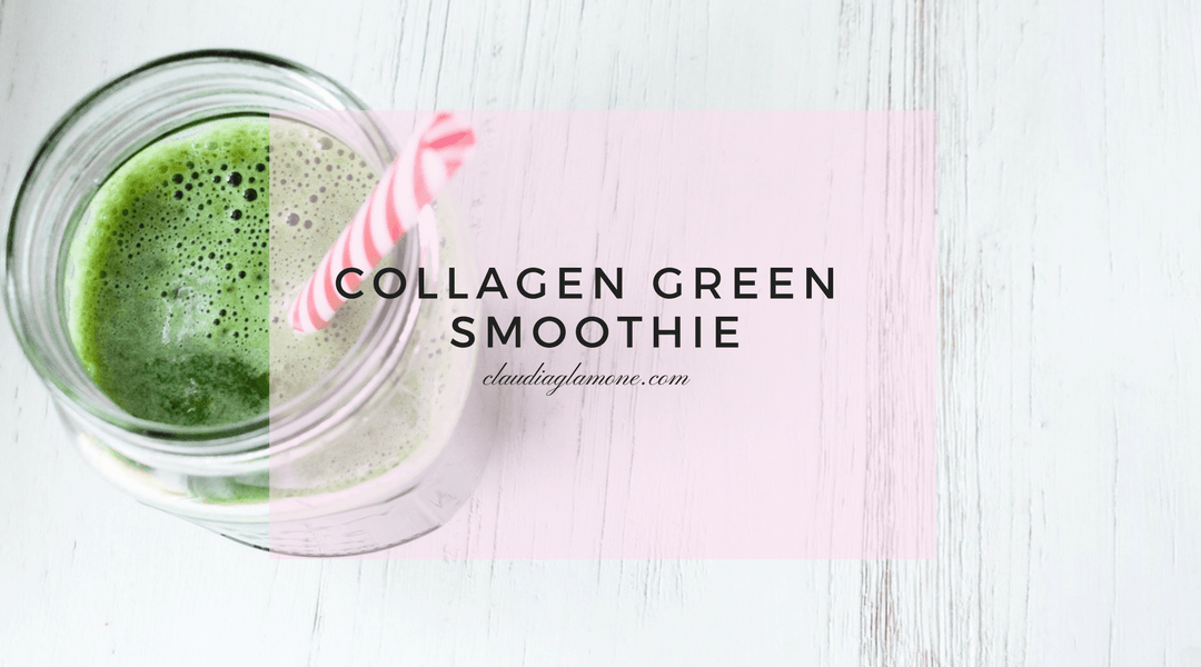 Collagen Beauty Green Juice Smoothie Neocell