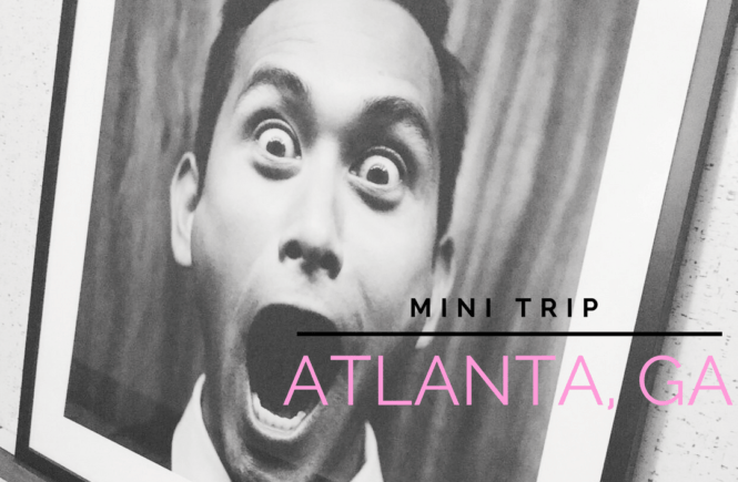Visiting Atlanta in January where to stay what to do